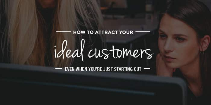 Here's the low-down on how to use buyer personas to visualize the wants, needs & challenges of your ideal customers (because when you can communicate the problems they have better than they can, they will automatically seek you out as having their solution!)
