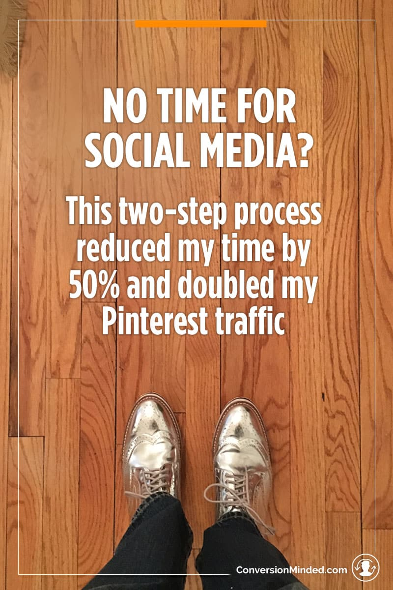 No time for social media? This two-step process reduced my time by 50% and doubled my blog traffic | Here's how you can use Tailwind's board lists and interval delay features to get a massive boost in Pinterest traffic and cut your time down in half. Click through to see the steps!