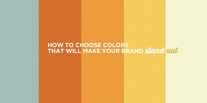How to Choose Colors To Make Your Brand Stand Out | Do you love creating mood boards and collecting colors, but then find yourself a bit stumped with how to apply them to your brand? This post will help! It includes tips for entrepreneurs and biz owners to help you select and apply your brand colors, with purpose and intention. Click through to see all the color tips!!