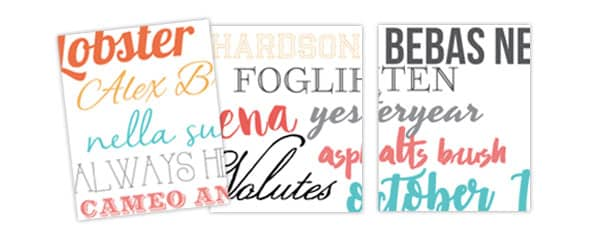 Download my font inspiration kit and start building a brand that stands out!