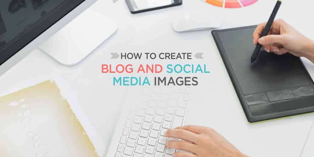 Graphics Tutorial: How to Create Branded Image Templates for Your Blog and Social Media | Do you find yourself scrambling for what to share on LinkedIn and Google+? In this tutorial I show you how to create blog image templates that will save you tons of trial and error, plus brand your business at the same time.