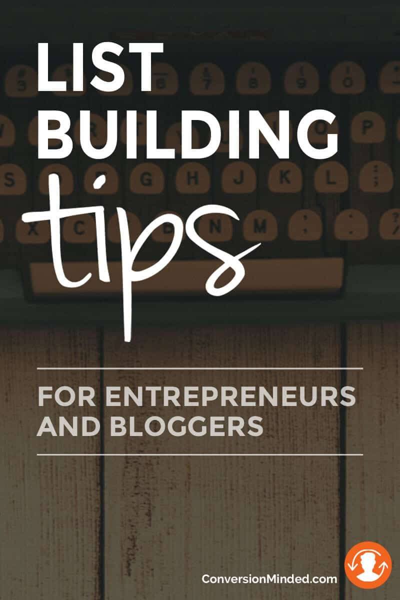 List Building Tips for Entrepreneurs & Bloggers | If you're ready to build a mailing list, you're in the right place! Here are 11 tips for newbie bloggers and business owners to help you step up your game and get more subscribers who can't wait to read your posts and content. Click through to check out all the tips!