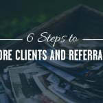 how to get more clients and referrals