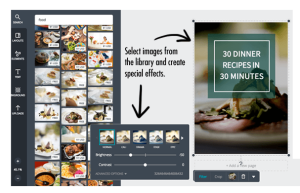 Canva makes designing easy