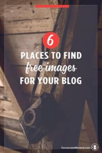 Here are 6 places to find FREE images for your blog and business to help entrepreneurs and bloggers stand out from the crowd.