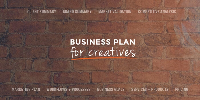 How to write a business plan for creatives in 2018 free template wajeb Images