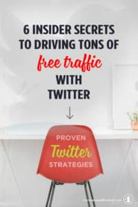 Here are my 6 top tips for biz owners and entrepreneurs to drive massive free traffic to your website with Twitter. These same exact strategies helped me grow my followers from 65 to over 17K quickly and easily. The best part is, the results are guaranteed. Click through to read all the tips!