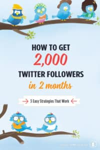 Here are the 3 Twitter strategies I used to grow my followers from 65 to 2000 in 2 months. And 8 months later I have over 17K followers using these exact same strategies. Results are guaranteed. Click through to see the strategies!