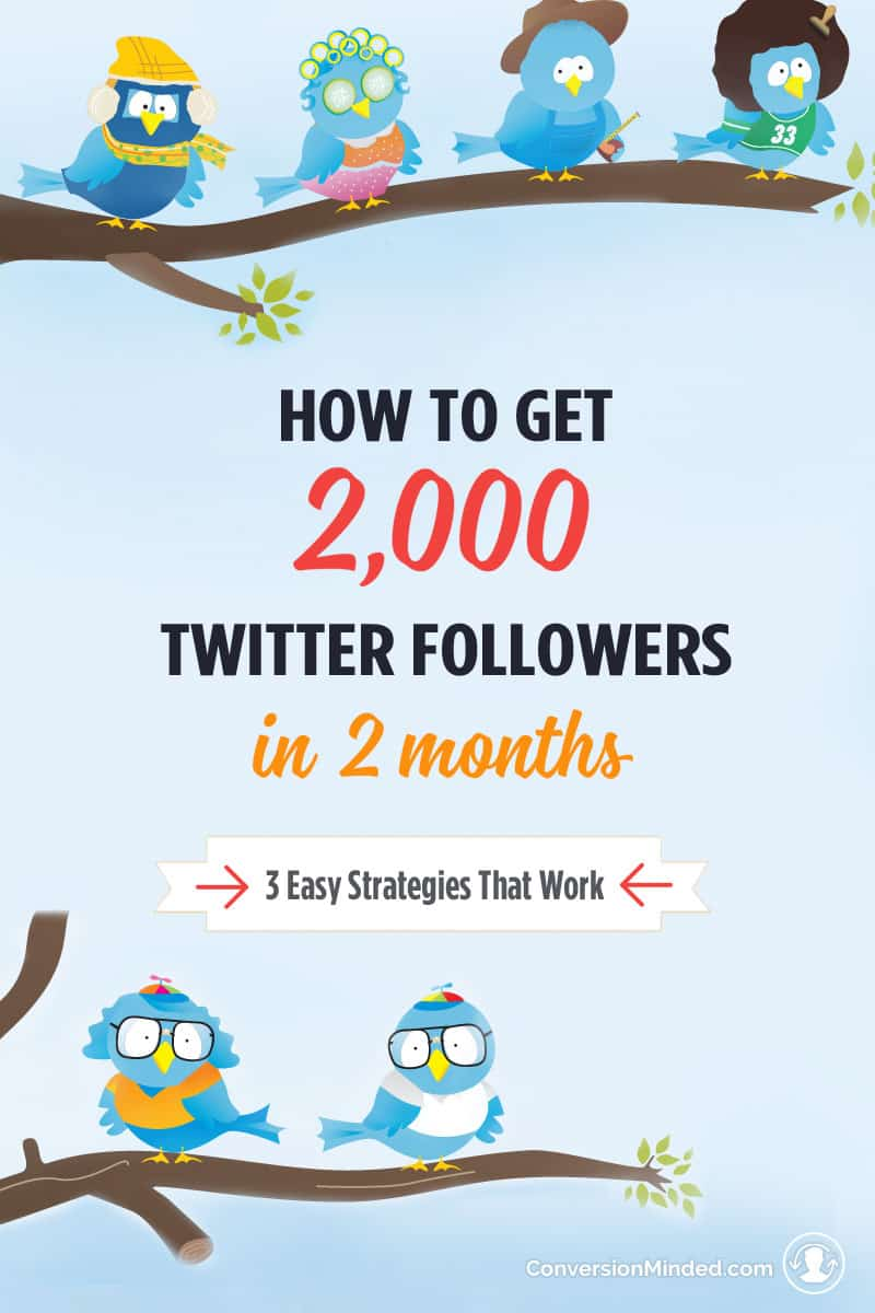 Here are the 3 top strategies I used to grow my Twitter followers from 65 to 2000 in 2 months. And 8 months later I have over 17K followers using these exact same strategies. Results are guaranteed. Click through to see the strategies!
