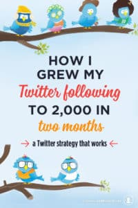 Here's the Twitter strategy I used to grow my followers from 65 to 2000 in just over 2 months. This is a strategy that will work for you too, to get more followers and engagement quickly and easily.