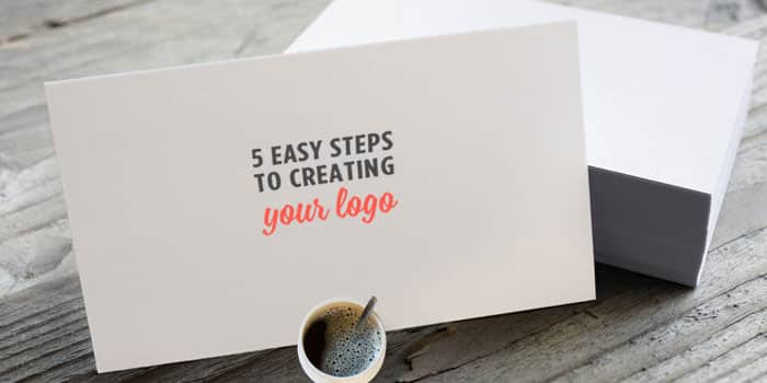 Follow these steps for creating a logo that supports your brand tone