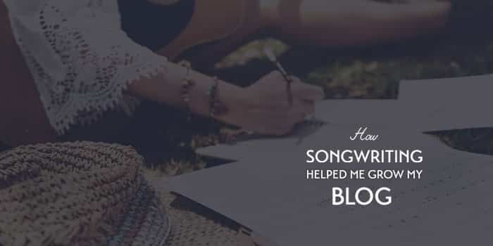 Here's a songwriting-inspired approach that helped me create great content and grow my blog.
