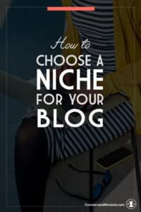 These tips for choosing your blog niche will help you gain clarity on what inspires you, define your target audience, and approach your blog like a biz!