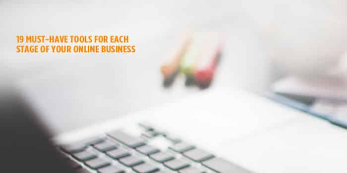 19 Must Have Online Business Tools For Savvy Entrepreneurs | If you're building your online business and not sure what tools and resources you really need and where to spend your money, this post is for you! It includes 19 tools that will help you build your platform, grow your audience and your business, and then automate and accelerate to scale it beyond start up. Click through to see all the tools!