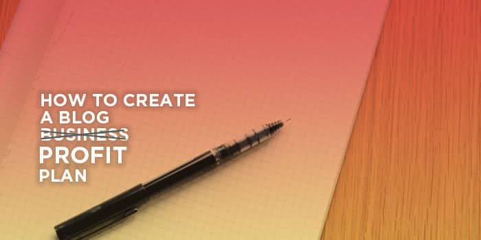 How to Create a Blog Business Plan | This post includes each section of a blog business plan so you have a roadmap for your business. Click through to see each section.