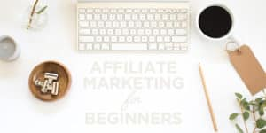 Have you been wanting to make money from affiliate marketing, but wonder if it's just too hard or maybe even a waste of time? In this post, I'm sharing everything I've learned from the Making Sense of Affiliate Marketing Course to help entrepreneurs and bloggers get started with ease! Click through to see all the course highlights!