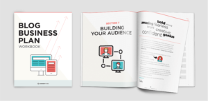 The Blog Business Plan Workbook will help you turn your blog into a full-time business!