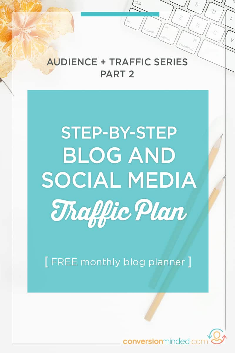 7-Day Social Media Plan | This post includes a 7-day social media planner plus social media marketing template so you know exactly what to do to get massive exposure and traffic.