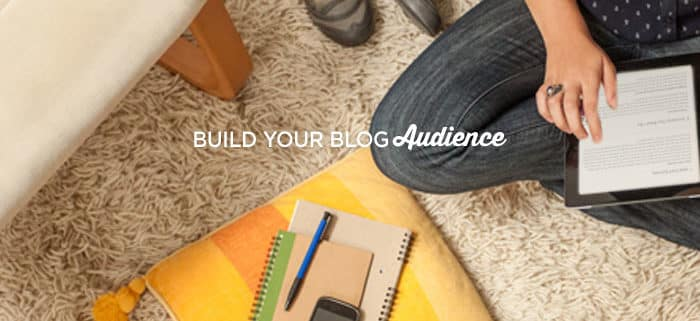 4 Things You Need to Do to Build Your Blog Audience and Traffic, plus a free blog planner to help you stay on track and get maximum return from every post.