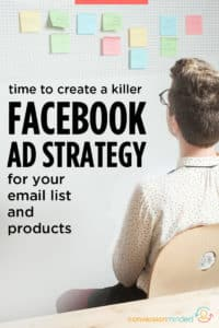 How to advertise on Facebook using sales funnels.