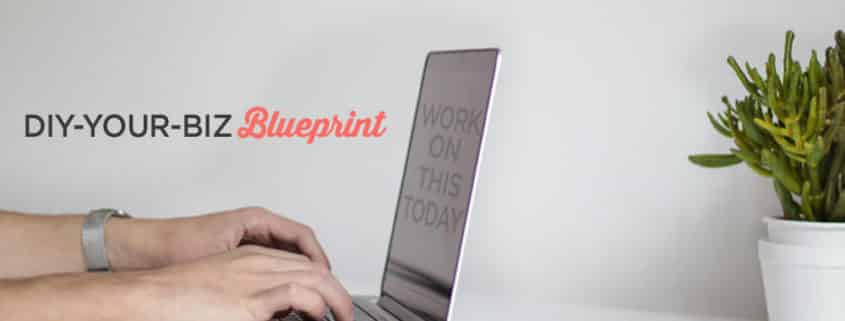 If you want to start and grow your blog, but you're a little stumped on how to actually turn your blog into a full-time business, this post is for you! It includes a blueprint for bloggers and entrepreneurs so you know how to prioritize your time and what to do to get to the next level. Click through to see the blueprint!