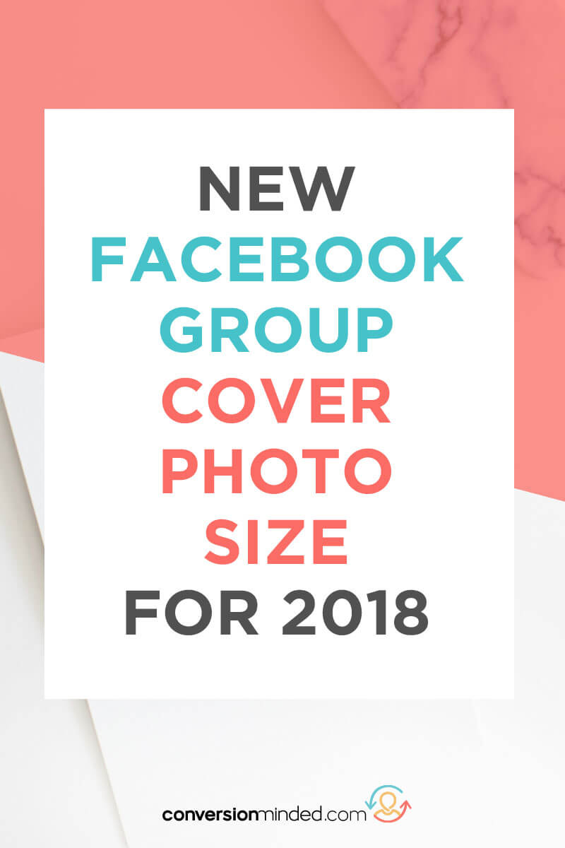 Facebook Groups Cover Photo Size | facebook groups, facebook group tips, facebook cover photos #facebook #blog
