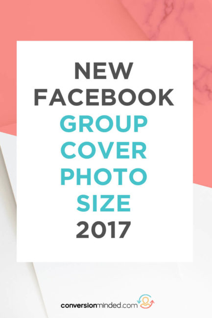 Facebook Groups Cover Photo Size for 2018 | facebook groups, facebook group tips, facebook cover photo size #facebook
