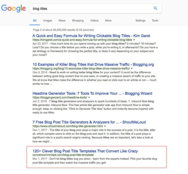How to get more website traffic with keywords