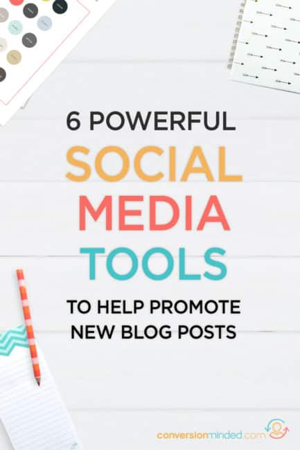 Social Media Management Tools to get more traffic to your blog!