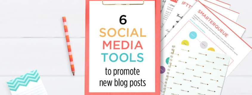 Social media tools to help you promote your blog sot hat more people find it