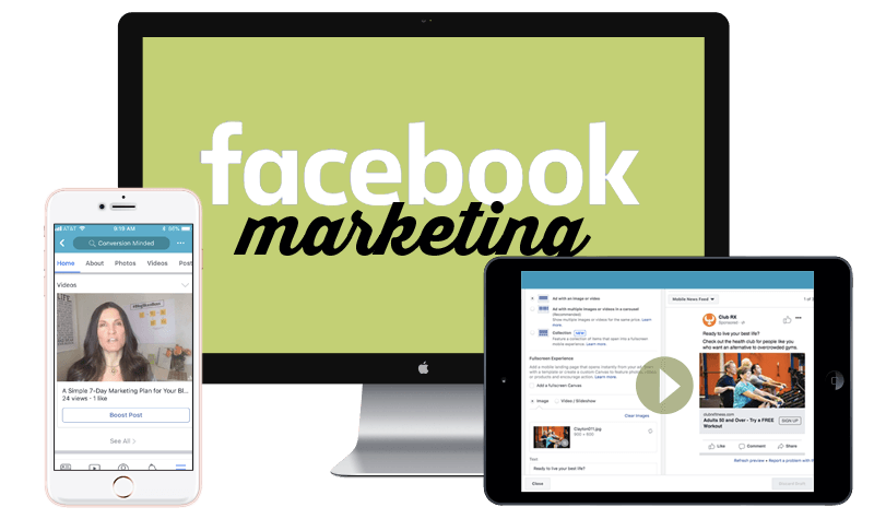 Facebook Marketing Course | Social Media Marketing Training