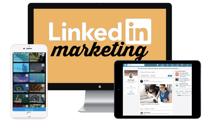 LinkedIn Marketing Course | Social Media Marketing Courses