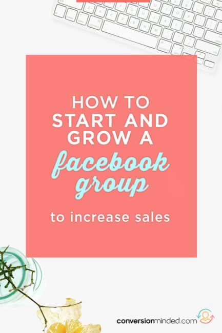 Have you been wanting to start a Facebook Group but not sure where to start? This post is for you! I share my best tips for growing an engaged Facebook Group to build an incredible community and increase sales!