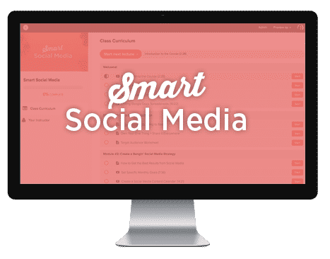 Smart Social Media Marketing Course