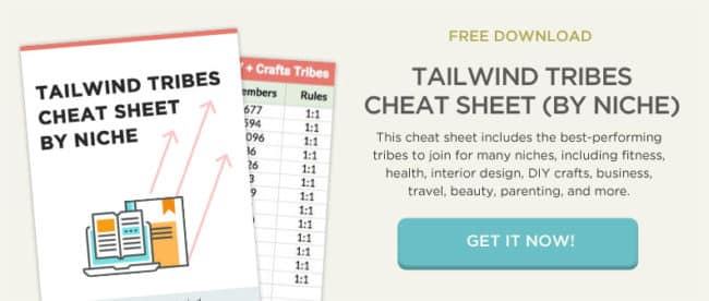 List of Tailwind Tribes by Niche