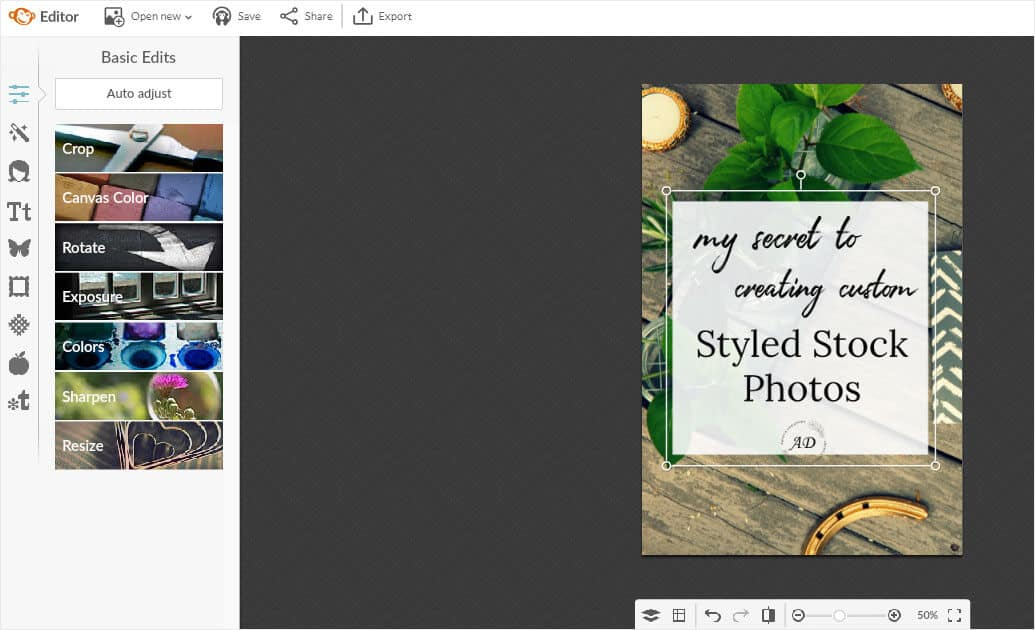 how to create a pin in Pinterest