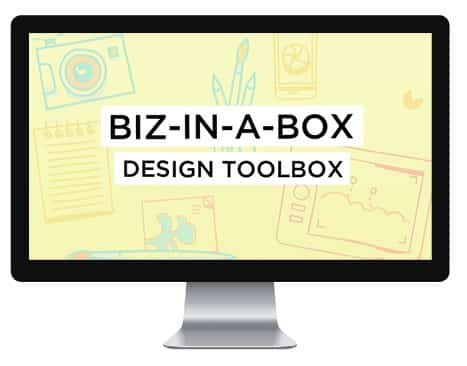 Biz-in-a-Box Design Toolkit by ConversionMinded, Sandra Clayton