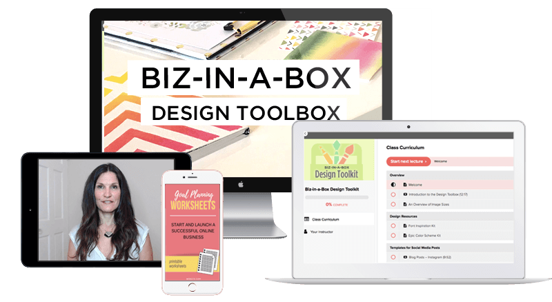 Biz-in-a-Box by ConversionMinded | product mockup