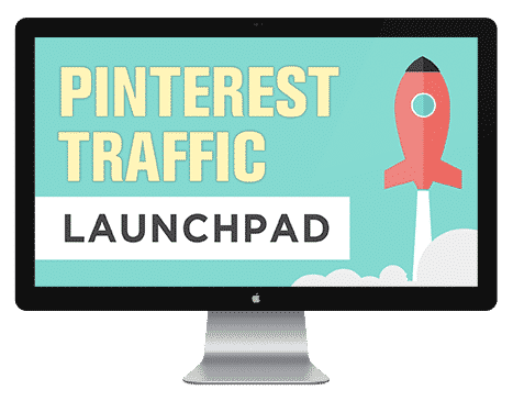 Pinterest Traffic Launchpad by Sandra at ConversionMinded