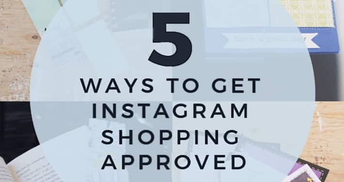 How to set up Instagram Shoppable Posts