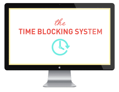 Time Blocking System