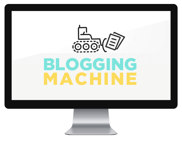 The Blogging Machine