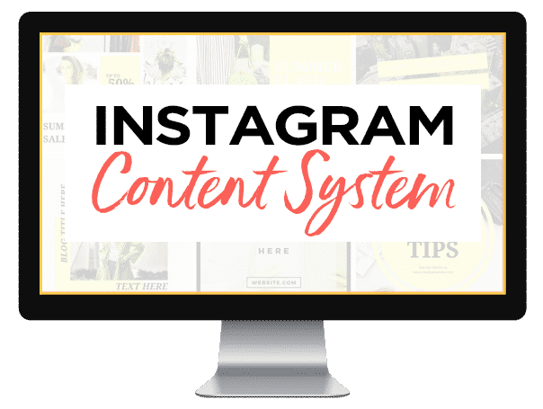 Instagram Content System by Sandra, ConversionMinded