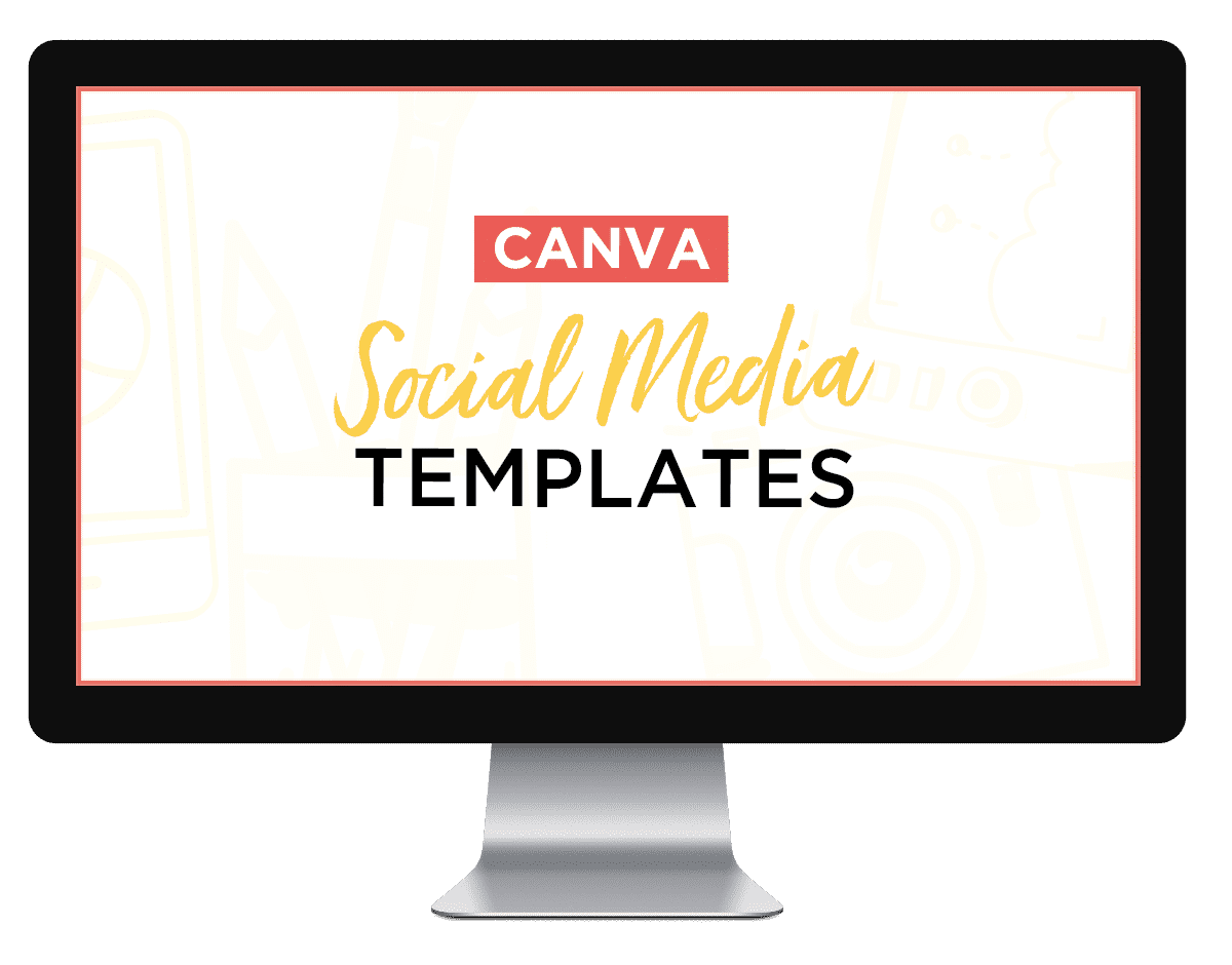 Canva Social Media Templates by Sandra, ConversionMinded