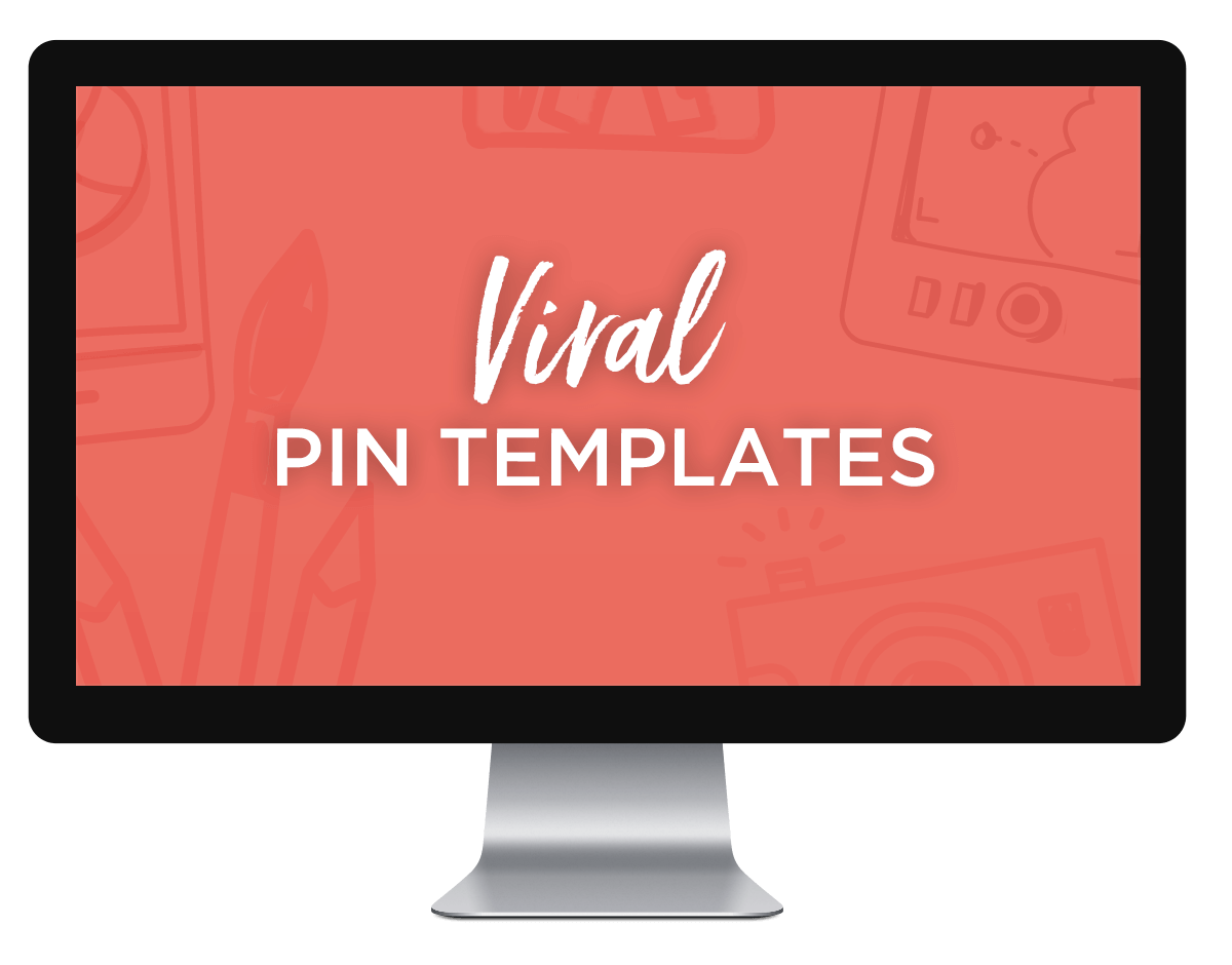Viral Pin Templates by Sandra, ConversionMinded