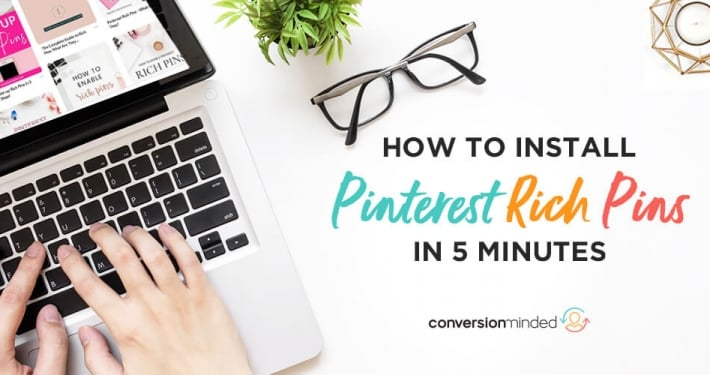 how to set up Pinterest rich pins