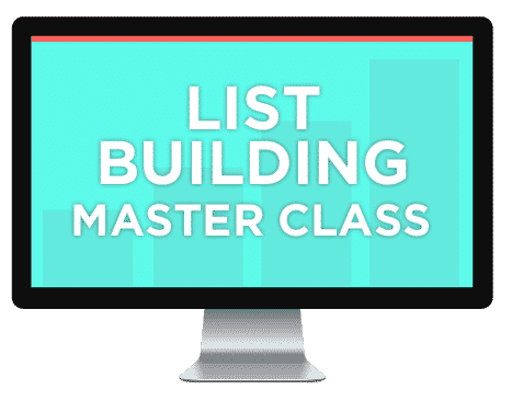 List Building Master Calss