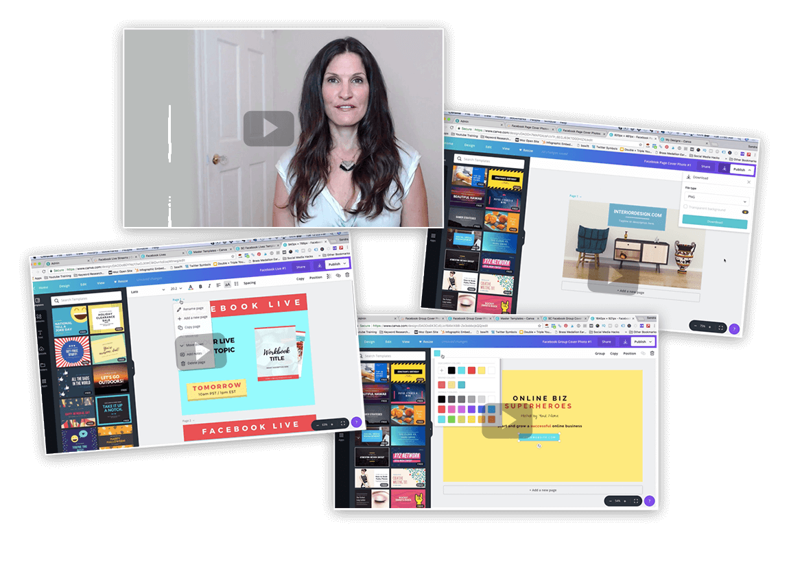 Biz in a Box video tutorials | ConversionMinded