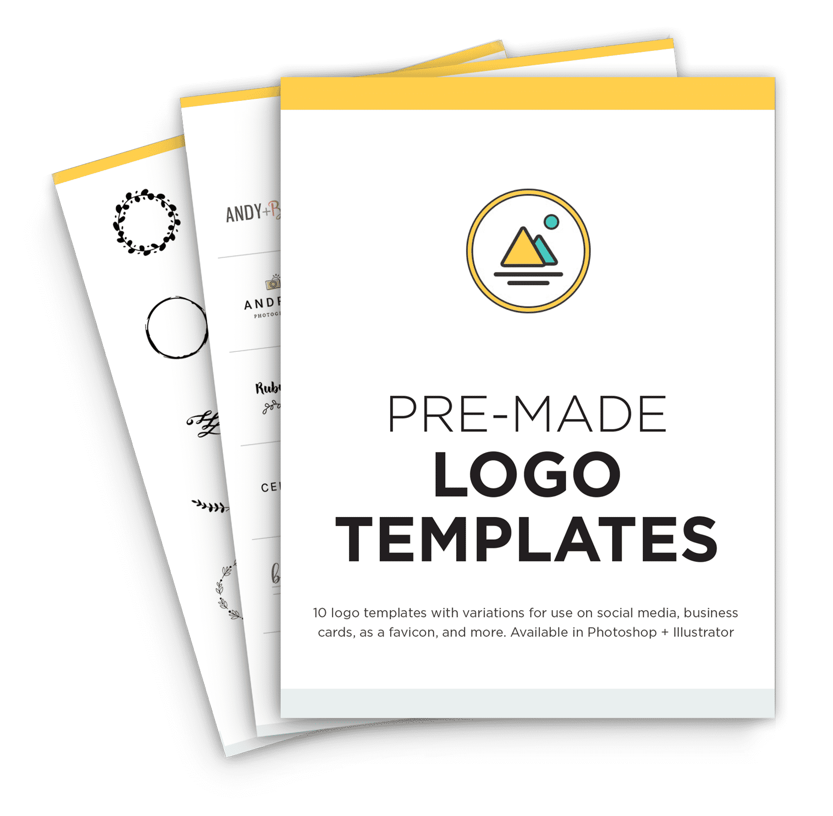 Build My Brand logo templates