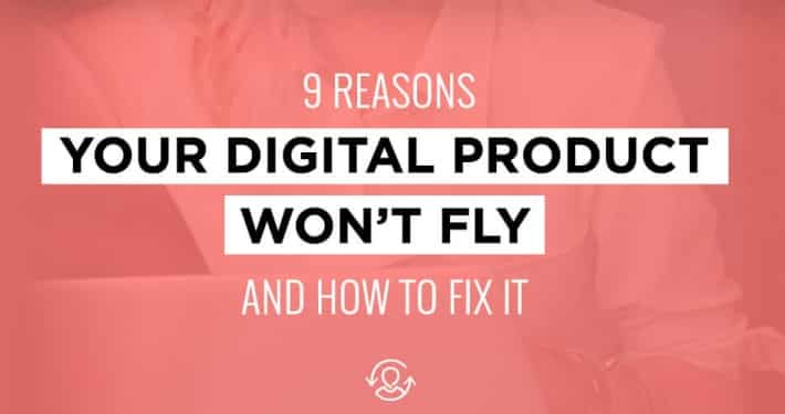Digital Product Mistakes